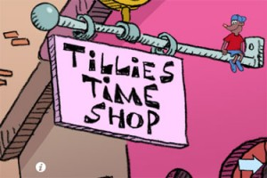 Tillie's Time Shop